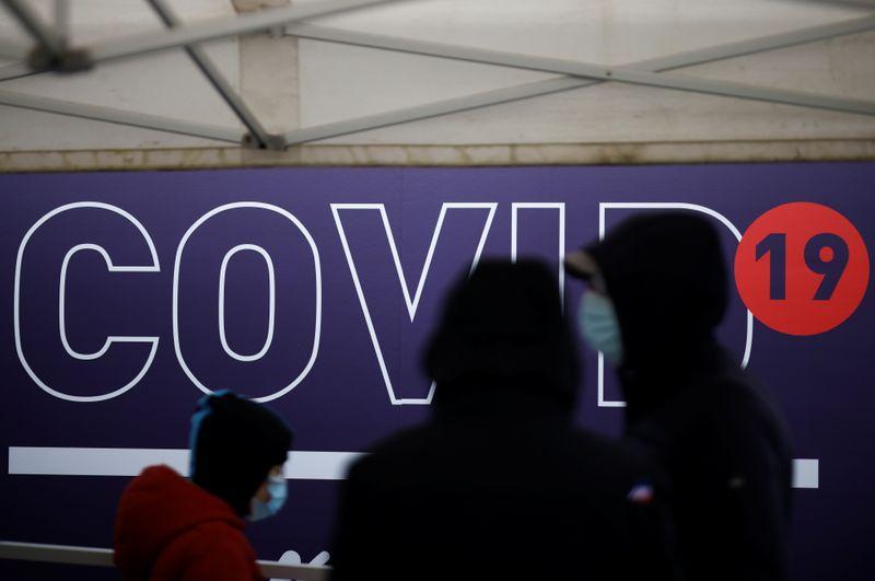 Coronavirus: Des cas de variant sud-africain détectés au nord de Paris