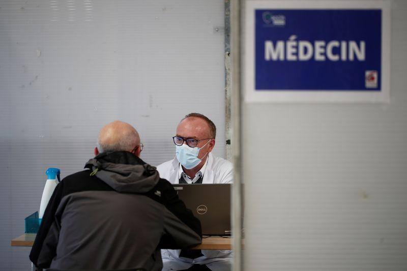 Coronavirus/France: Baisse du nombre de personnes hospitalisées en réanimation