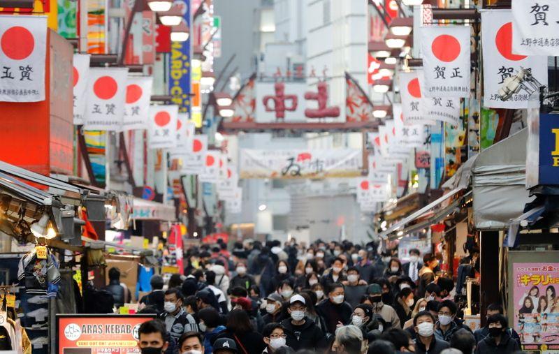 """Coronavirus/Japon: Tokyo s'inquiète d'une possible """"explosion"""" des cas"""