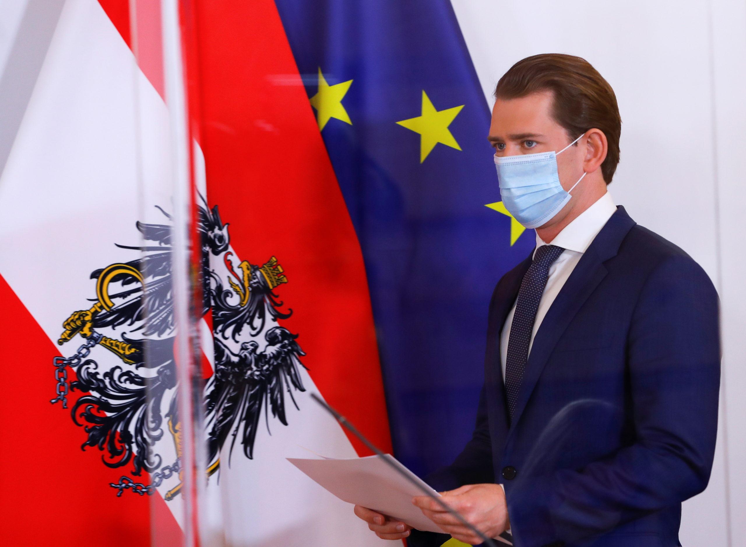 Coronavirus: L'Autriche instaure un couvre-feu et ferme les restaurants