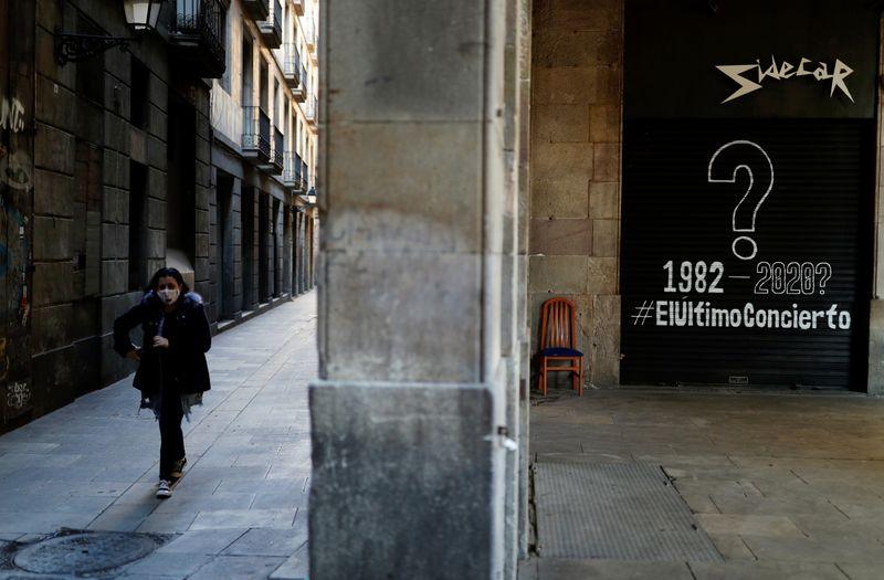 Coronavirus: L'Espagne annonce 12.228 nouveaux cas en 24 heures