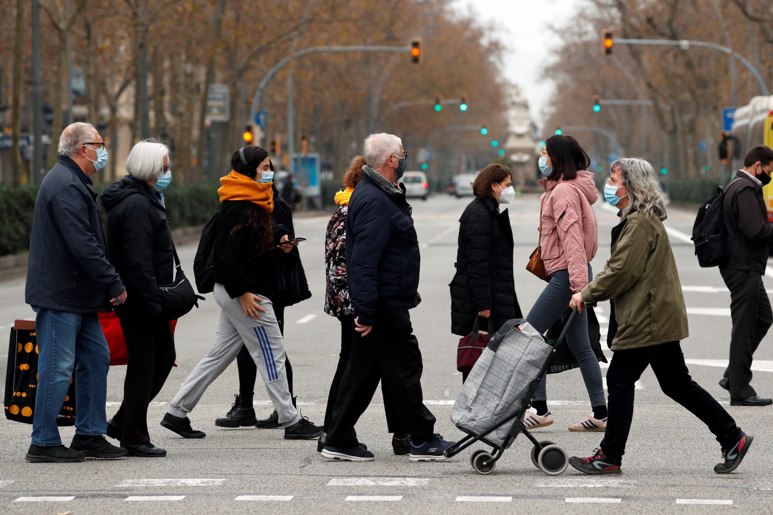 Coronavirus: L'Espagne enregistre 9.568 nouveaux cas et 345 décès