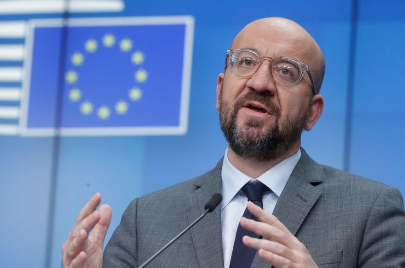 Coronavirus: L'UE devrait pouvoir s'entendre sur des certificats vaccinaux, dit Michel