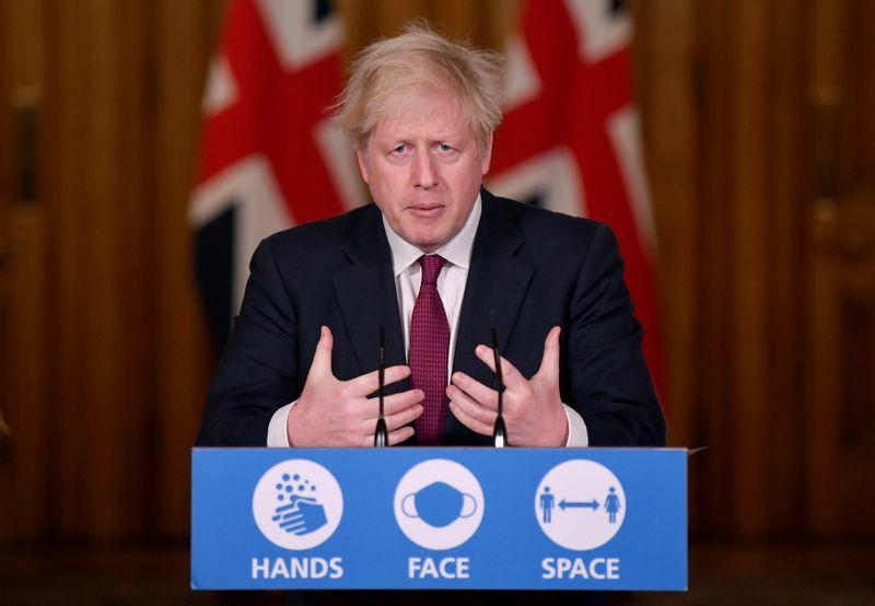 Coronavirus-La GB durcit les restrictions pour Noël, Londres reconfiné