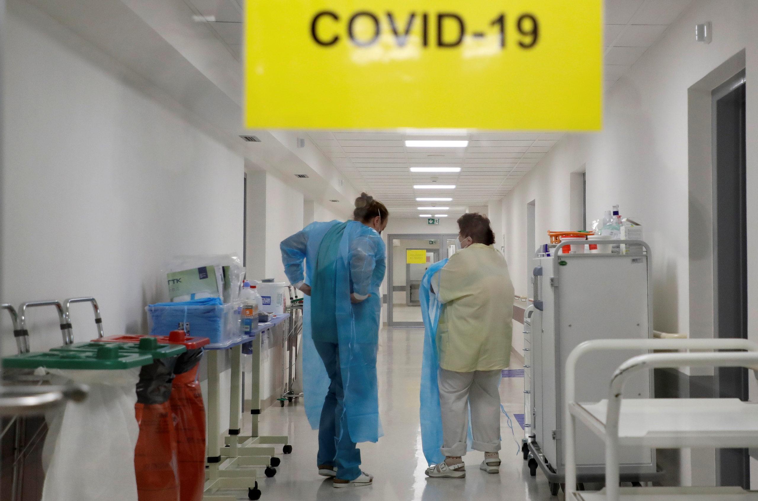 Coronavirus: La République tchèque demande l'aide des pays voisins