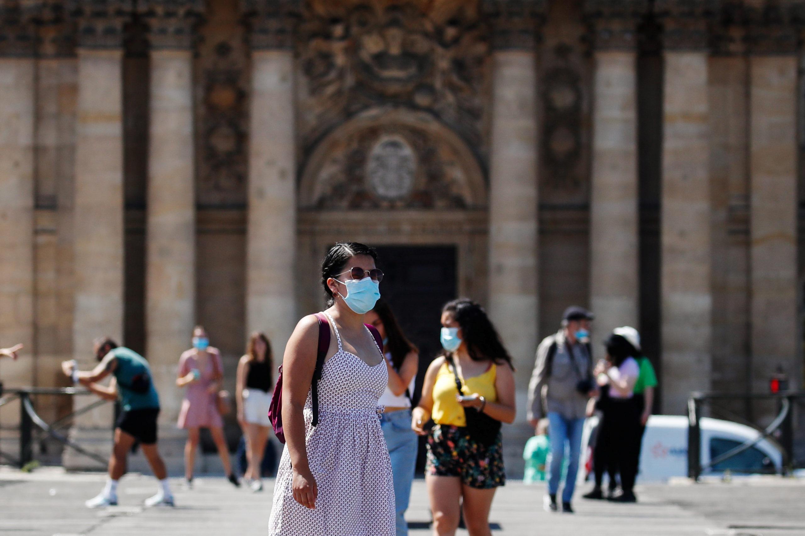 Coronavirus: La situation se dégrade en France, 2.288 nouveaux cas