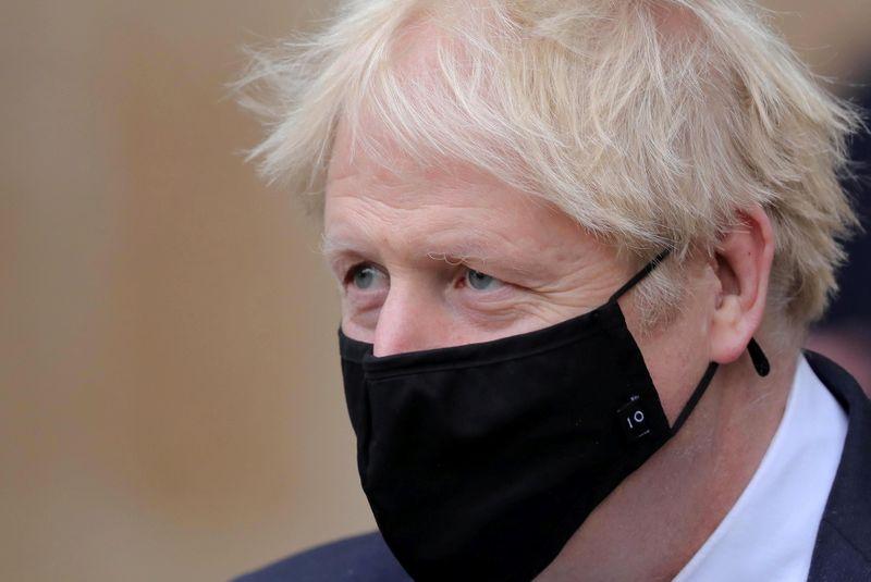 Coronavirus: Le confinement sera levé le 2 décembre, confirme le Premier ministre britannique