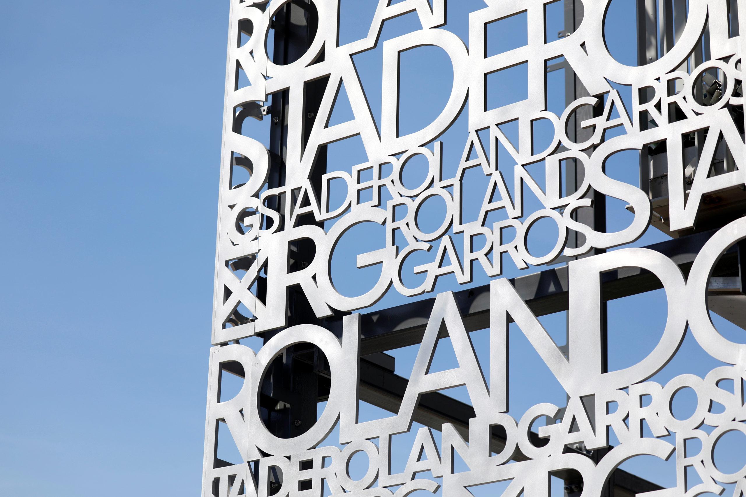 Coronavirus: Le seuil des 1.000 personnes s'applique à Roland-Garros, dit Castex