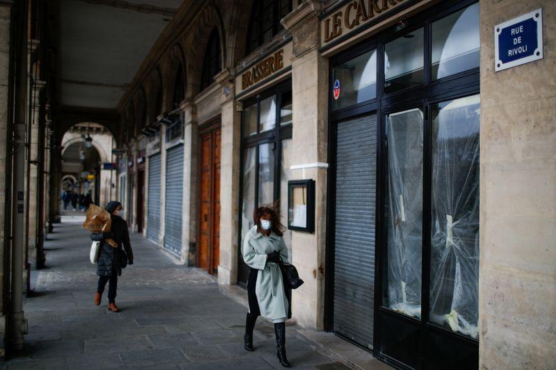Coronavirus: Le variant anglais dans 15% à 20% des cas en Ile-de-France