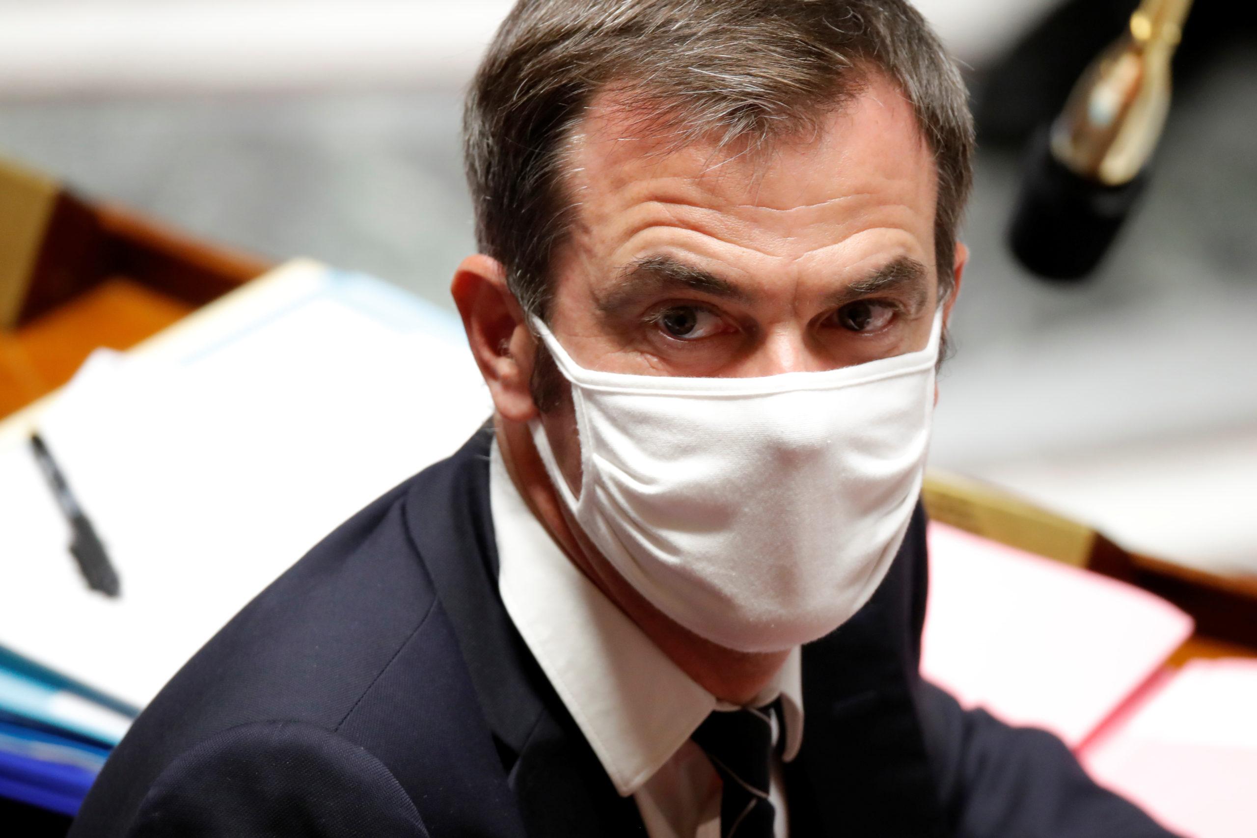 Coronavirus: Olivier Véran va dévoiler une nouvelle carte de la situation sanitaire, selon des sources
