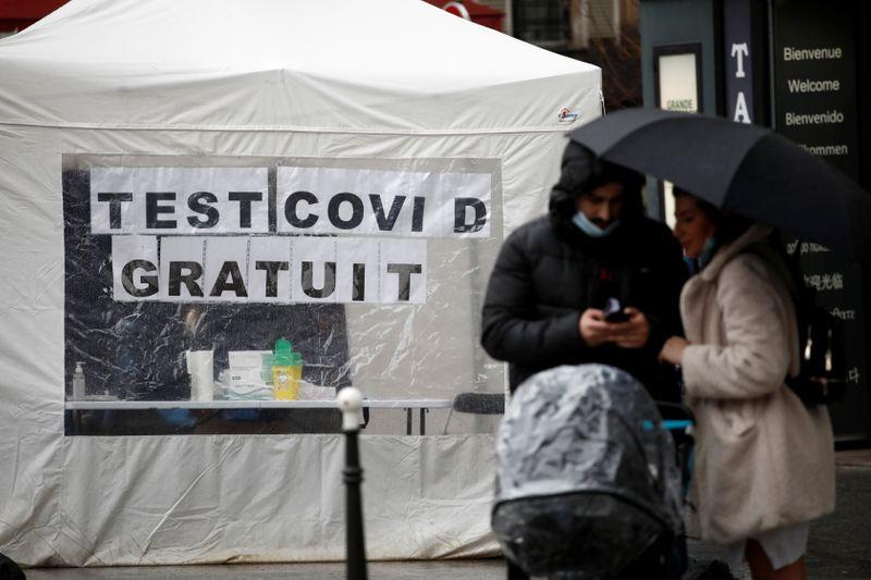 Coronavirus: Plus de 21.000 nouveaux cas en France