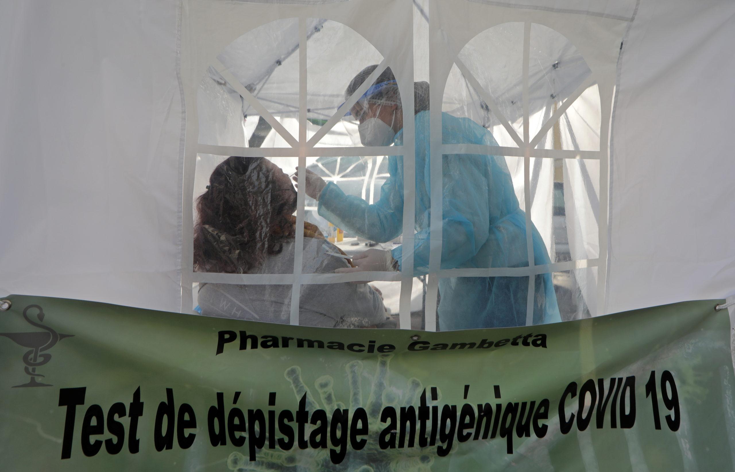 Coronavirus: Plus de 25.200 infections supplémentaires en France