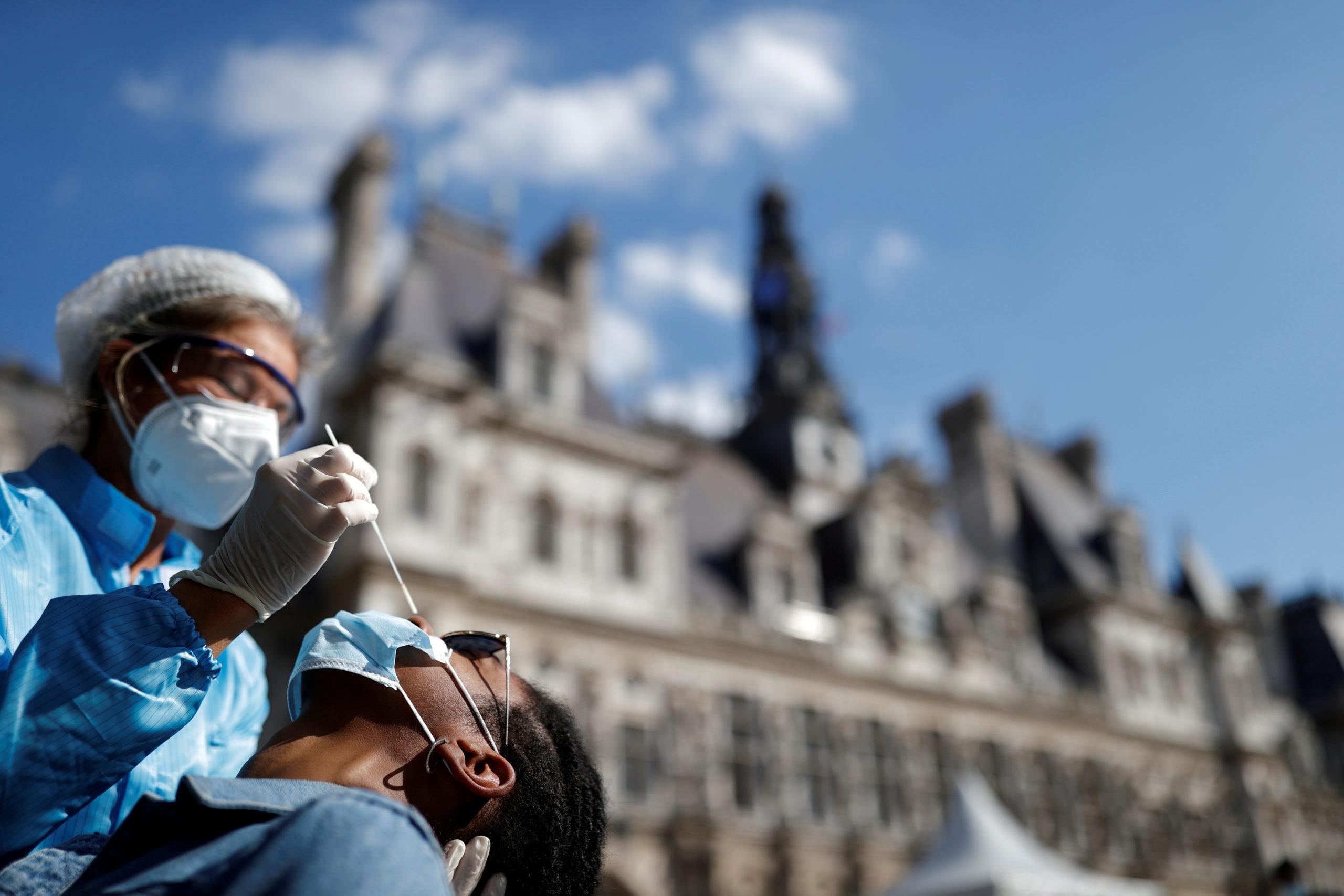 Coronavirus: Plus de 500.000 contaminations et 150 nouveaux décès en France