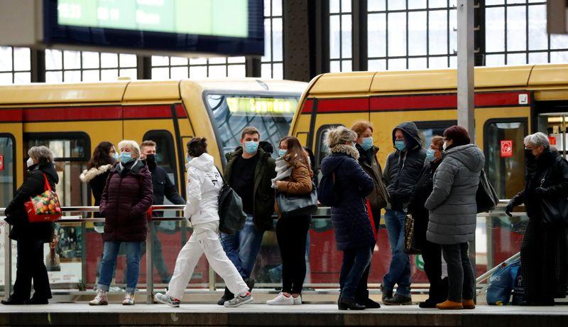 Coronavirus: Plus de 8.500 cas de contamination supplémentaire en Allemagne