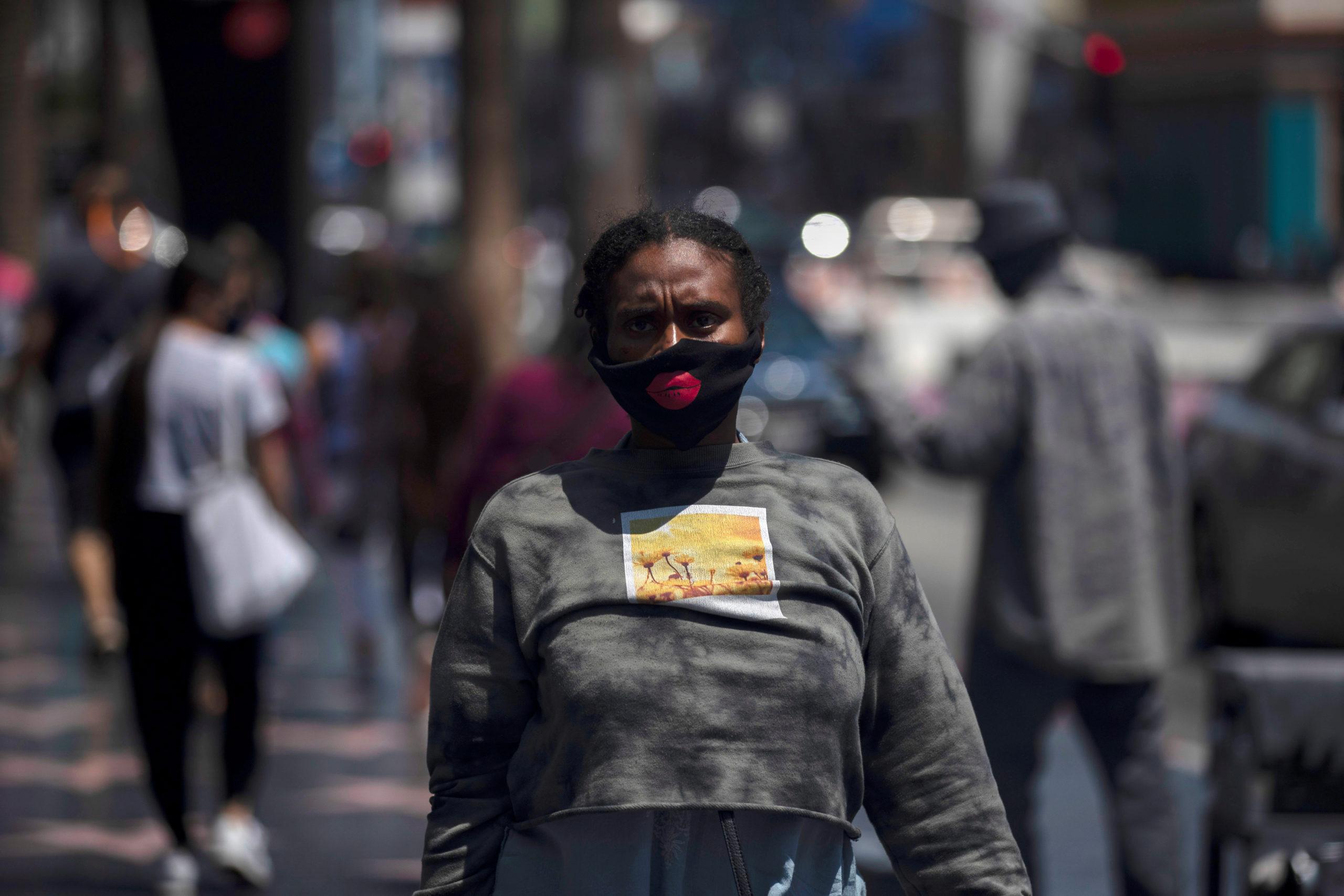 Coronavirus: Près de 70.000 cas supplémentaires aux USA