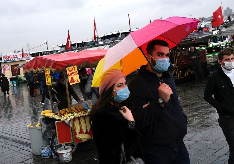 Coronavirus: Record de 161 morts en 24 heures en Turquie