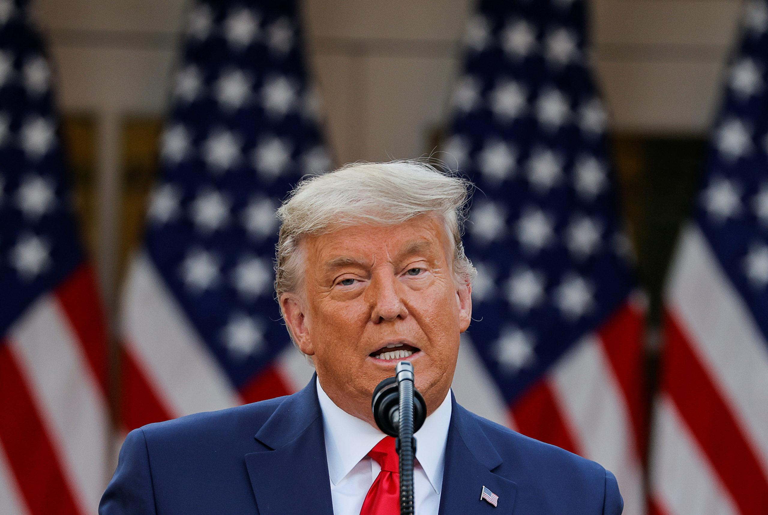 Coronavirus: Trump prédit qu'un vaccin sera disponible en avril