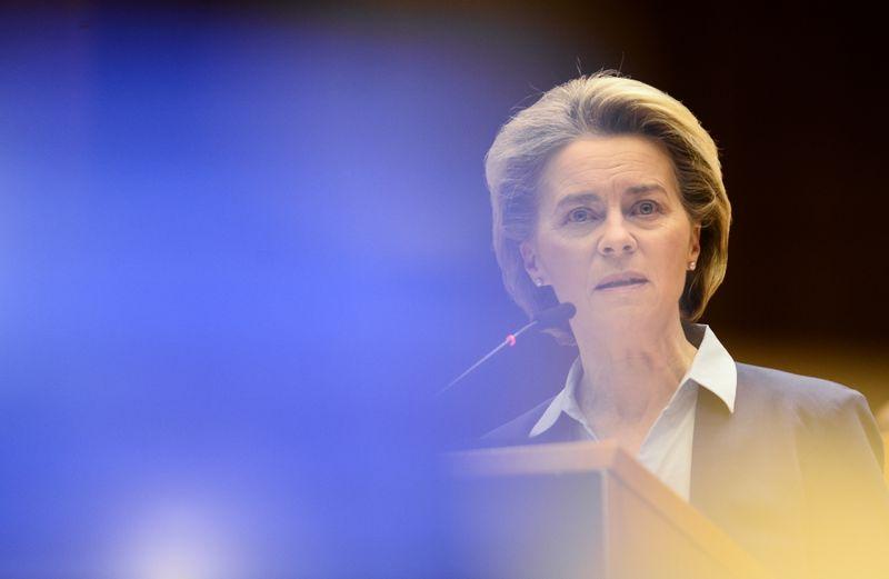 Coronavirus: Von der Leyen admet des défaillances de l'UE sur les vaccins