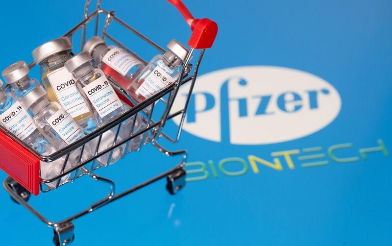 Covid-19: BioNTech/Pfizer livreront à l'UE 75 mlns de doses en plus de leur vaccin au 2e trimestre