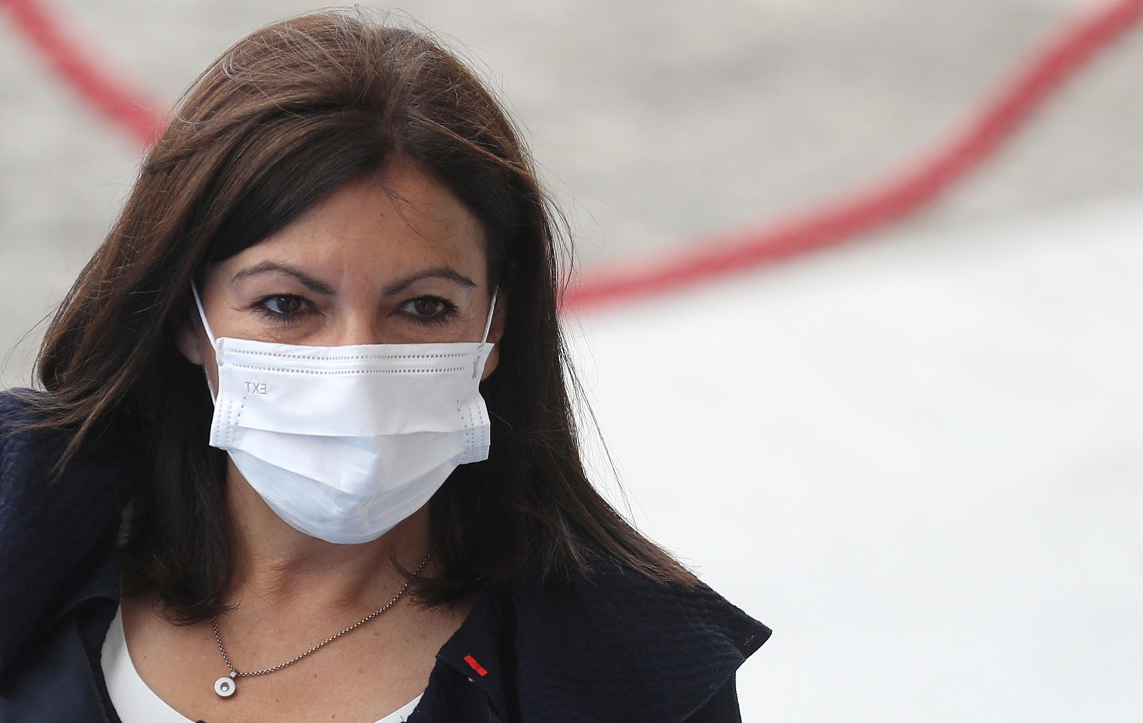 Coronavirus: Hidalgo en désaccord avec les mesures de restriction