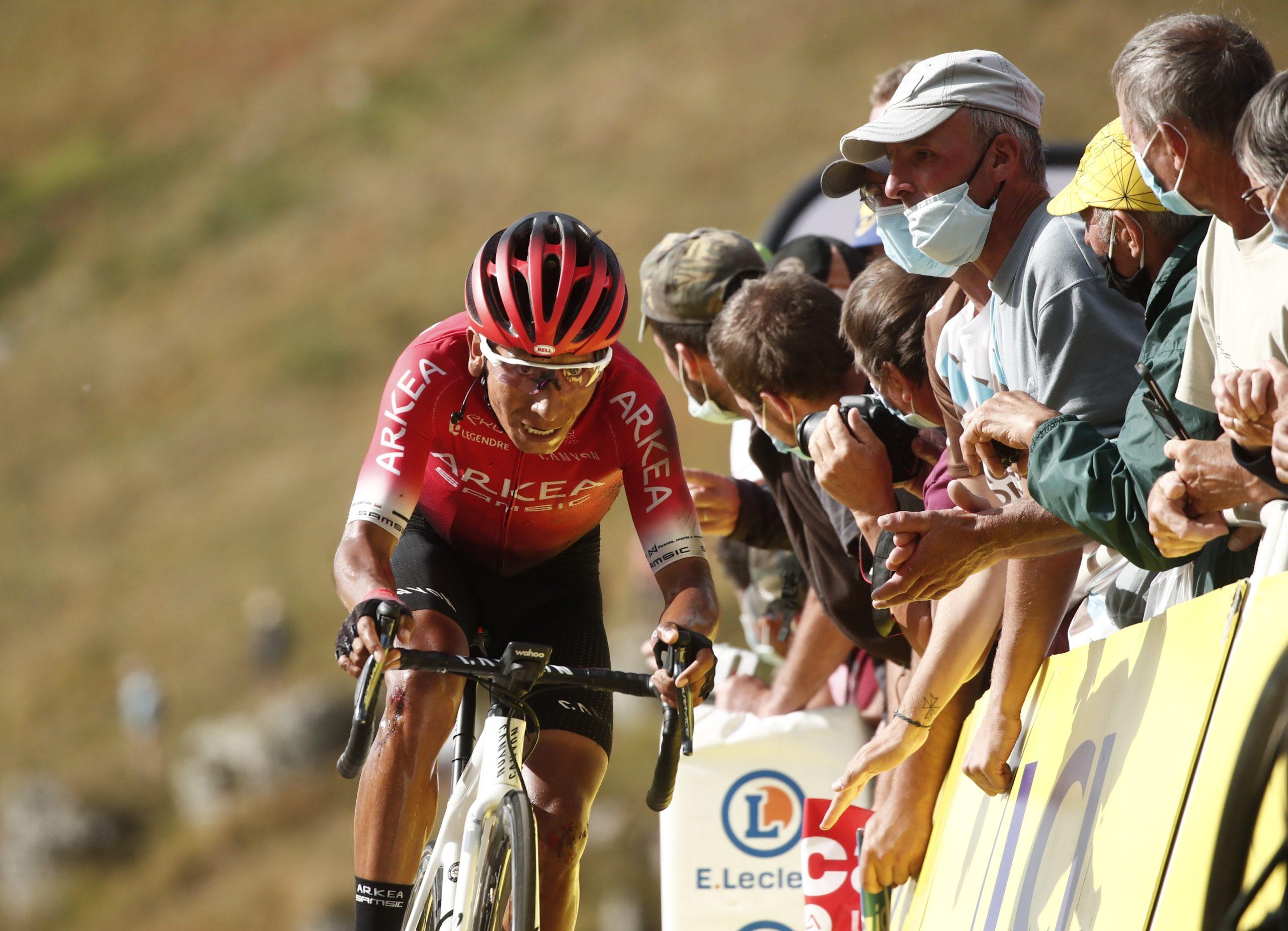 Cyclisme: Gardes à vue levées dans l'enquête sur Arkea-Samsic, Quintana nie toute pratique dopante