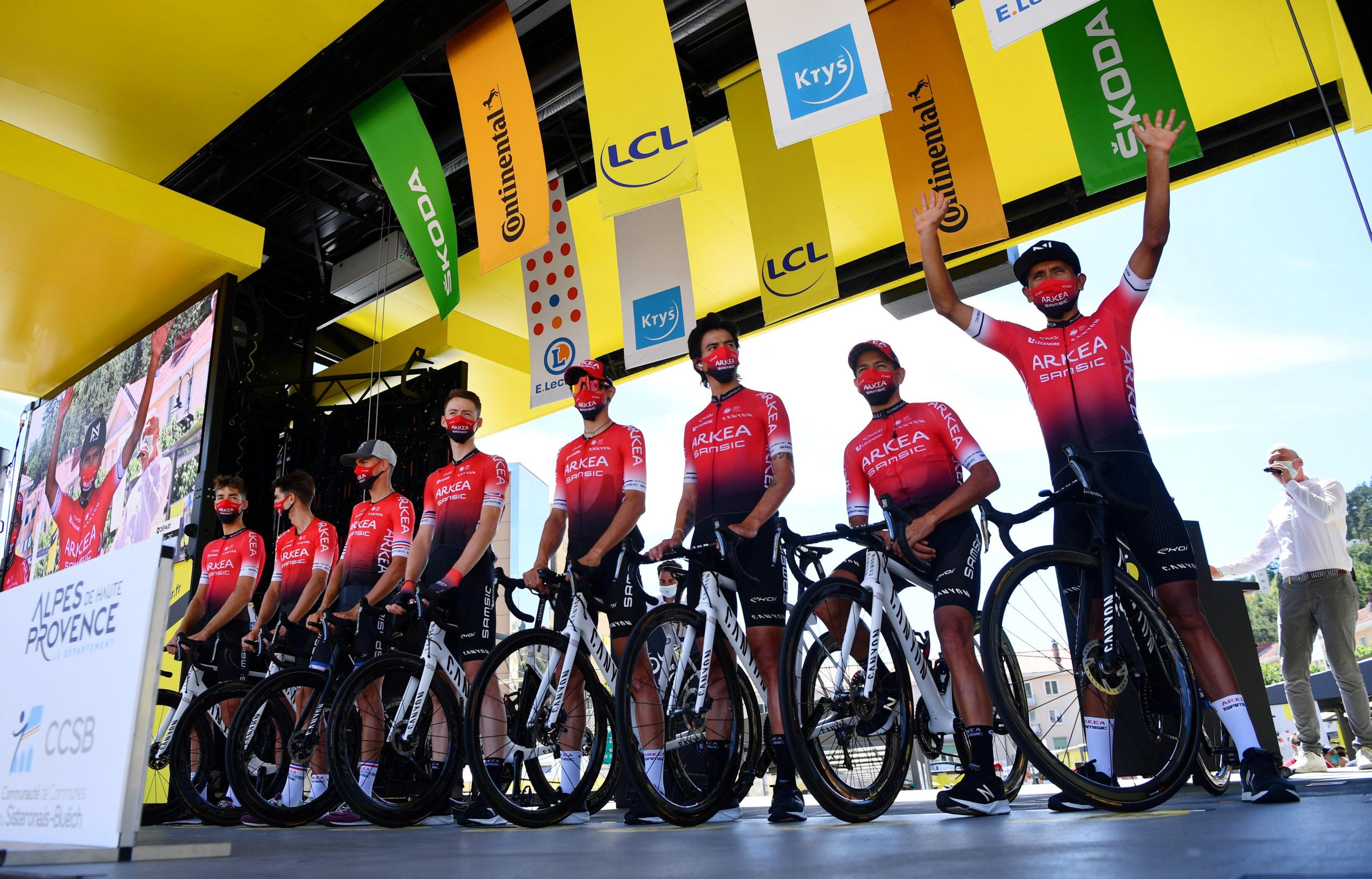 Cyclisme: Poursuite des gardes à vue pour les soupçons de dopage chez Arkea-Samsic