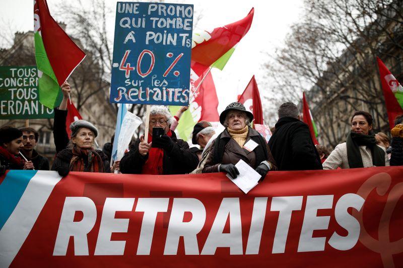 Dans le cortège parisien, une multitude de mécontentements sociaux