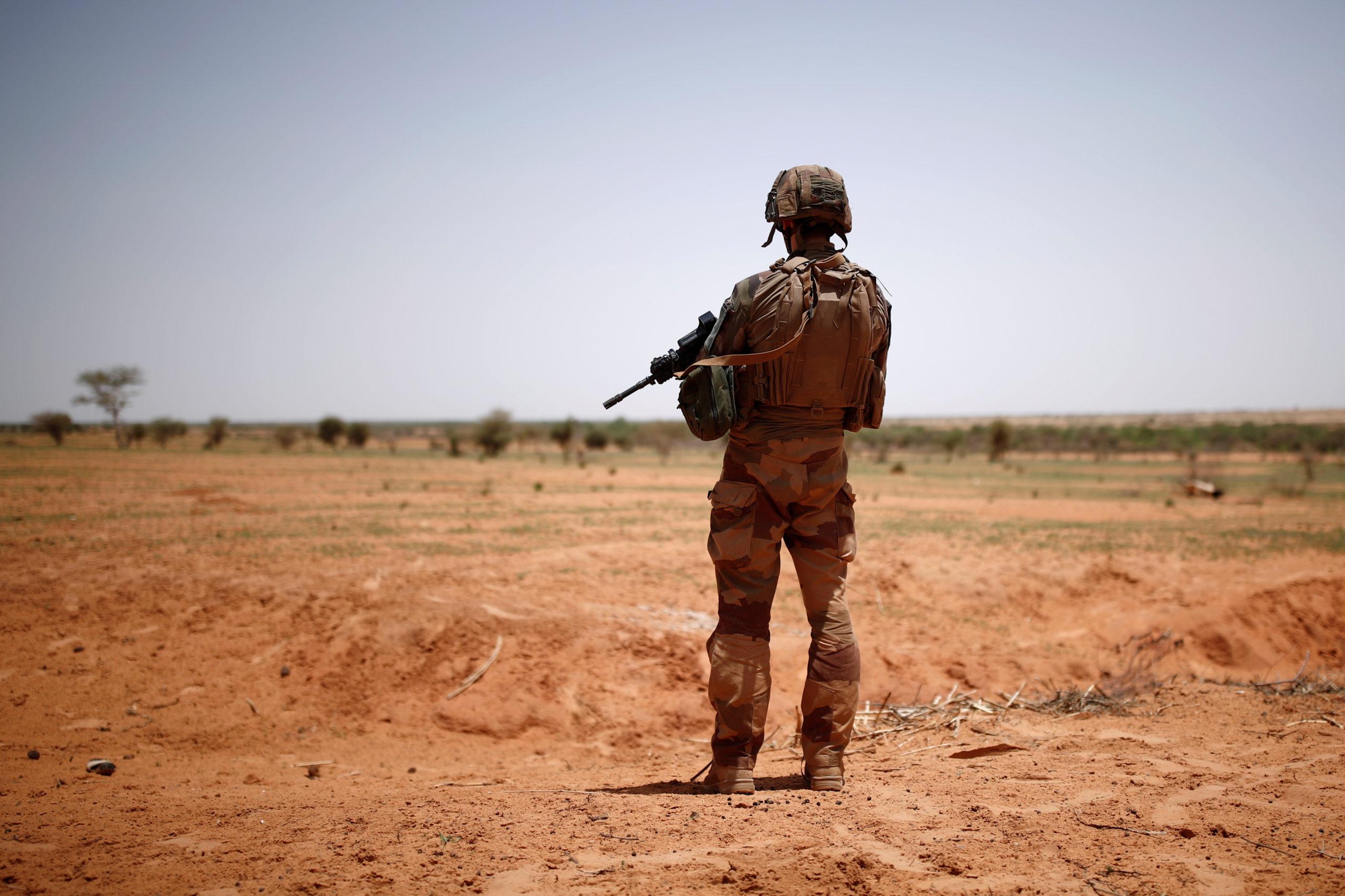 Décès au Tchad d'Andy Fila, soldat français de la force Barkhane