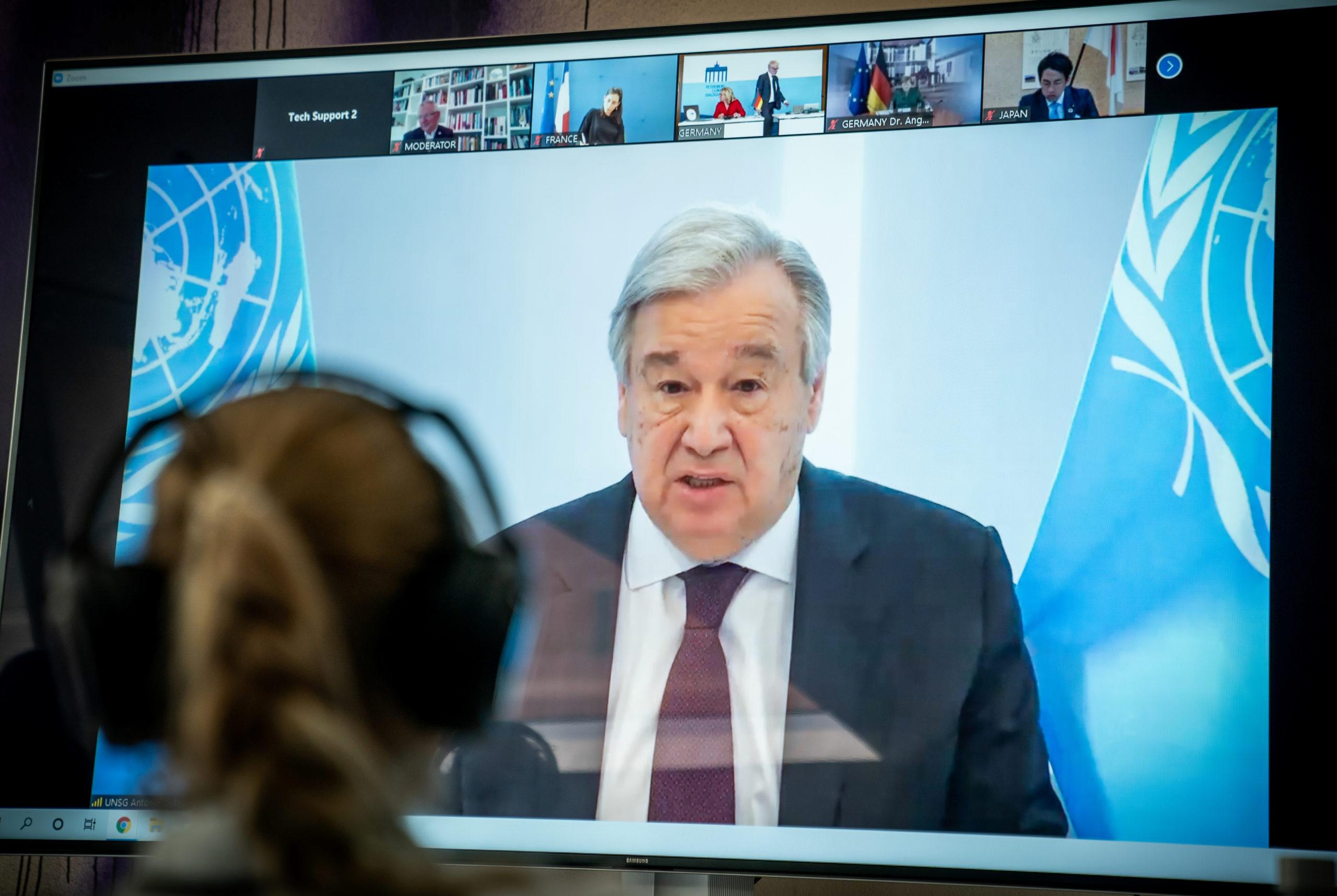 Des déclarations en vidéo au lieu d'une réunion physique à l'Onu en septembre