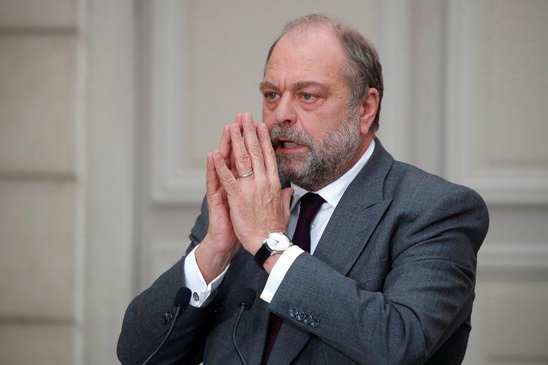 France: Feu vert à une information judiciaire contre Dupond-Moretti