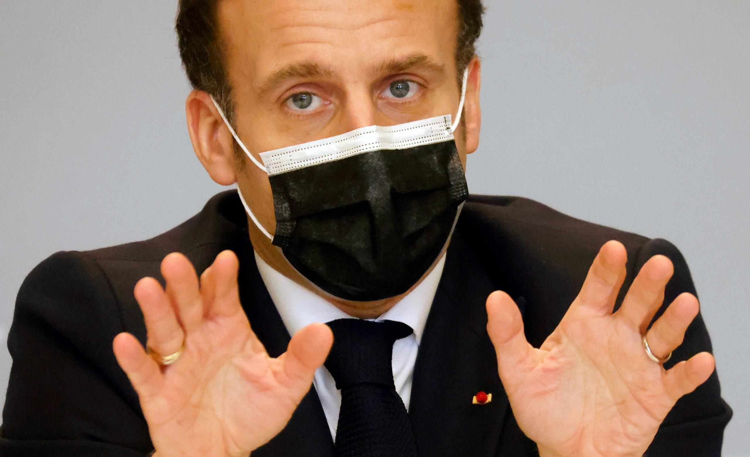 Emmanuel Macron appelle à la fin immédiate de la répression en Birmanie