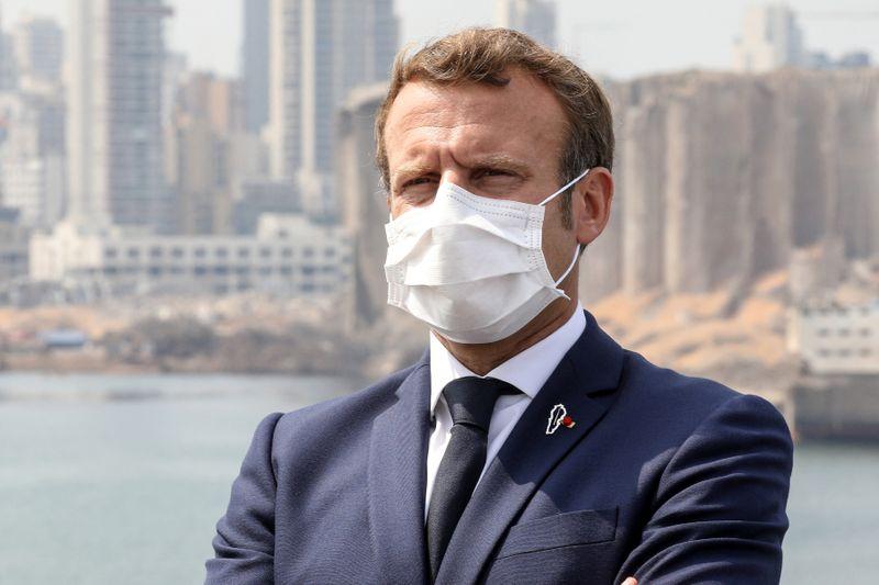 Emmanuel Macron déclare qu'il se rendra une troisième fois au Liban- al Arabiya