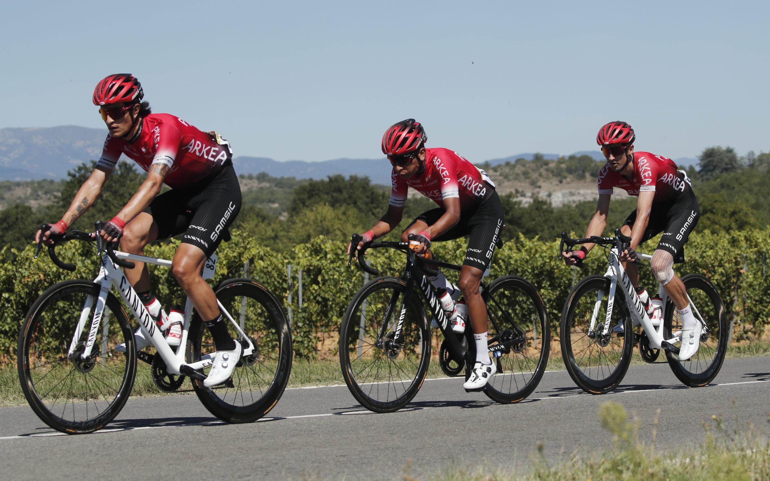 Enquête et garde à vue pour soupçons de dopage au sein de l'équipe Arkea-Samsic