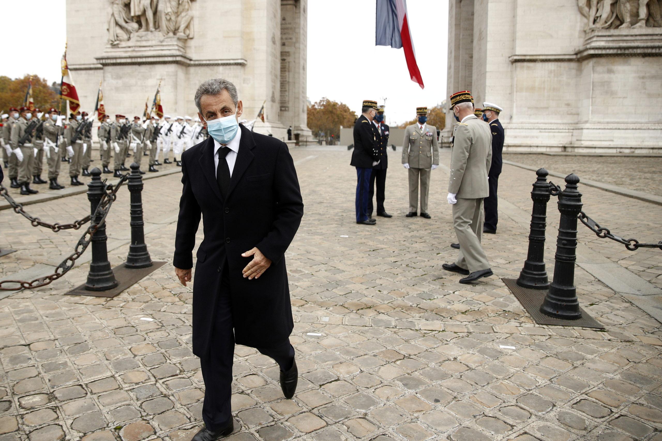 """Financement libyen: Nicolas Sarkozy demande sa """"démise en examen"""" après les rétractations de Takieddine"""