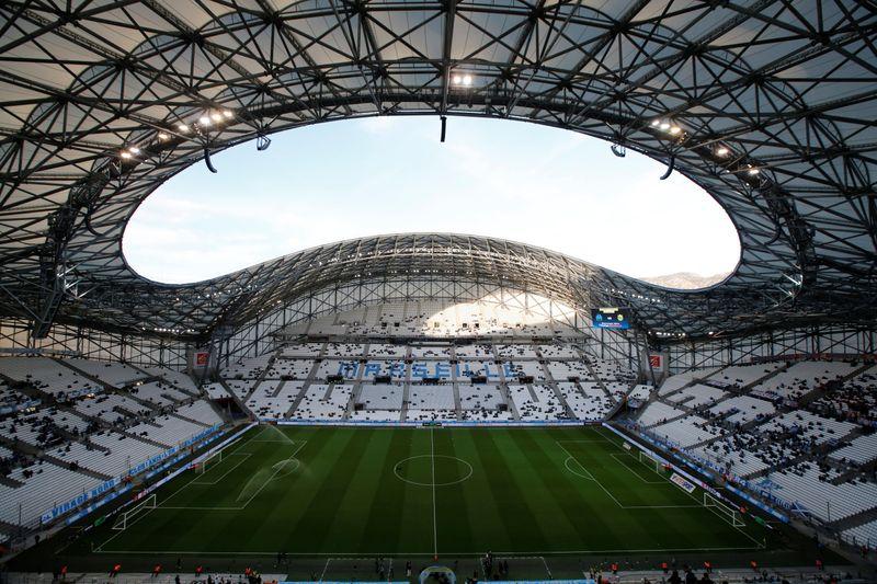 Football: Report du match OM-Rennes après des incidents avec des supporters