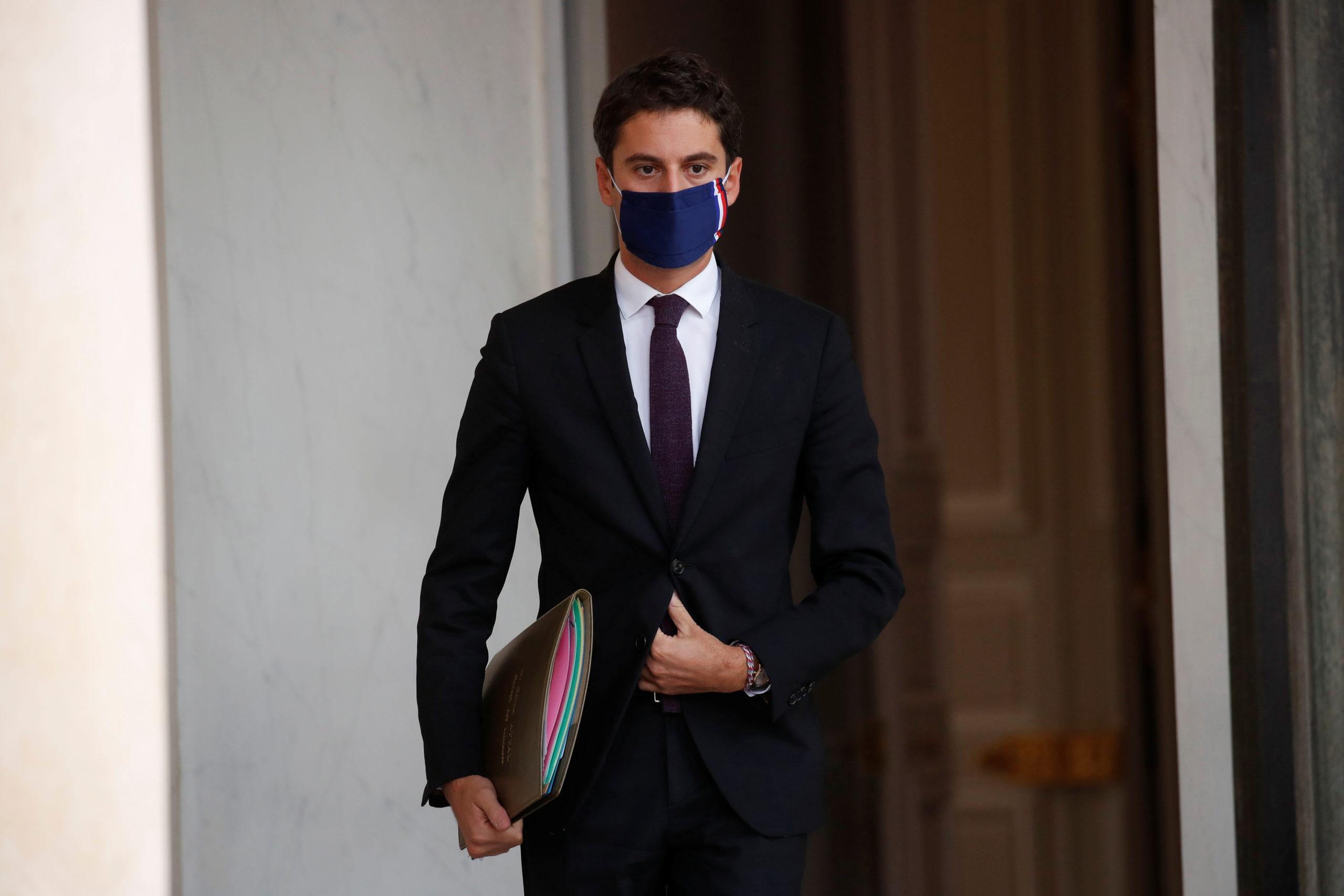 France/Coronavirus: Il serait prématuré d'assouplir le confinement, dit Attal