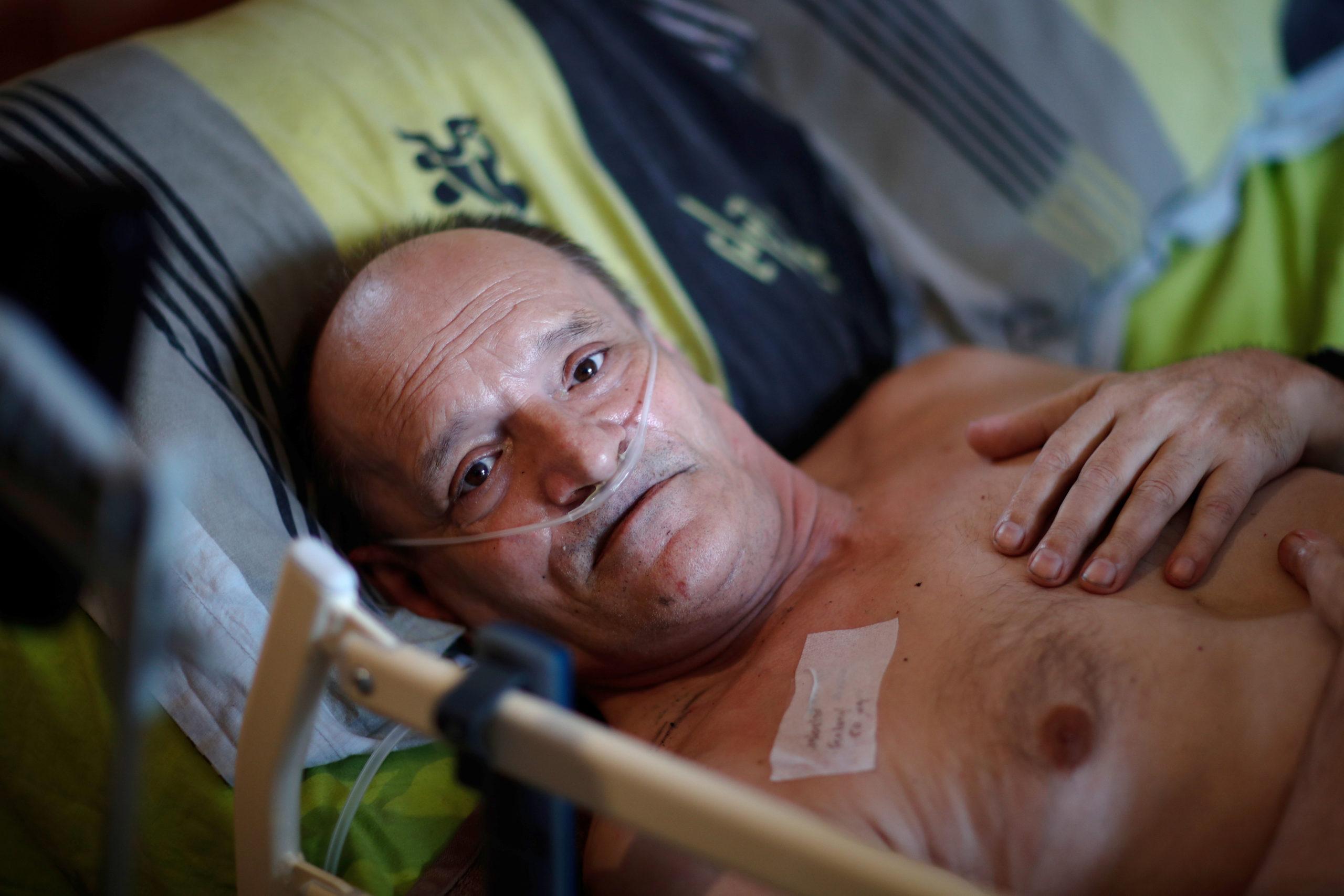 France: Facebook bloque la vidéo de fin de vie d'un malade incurable