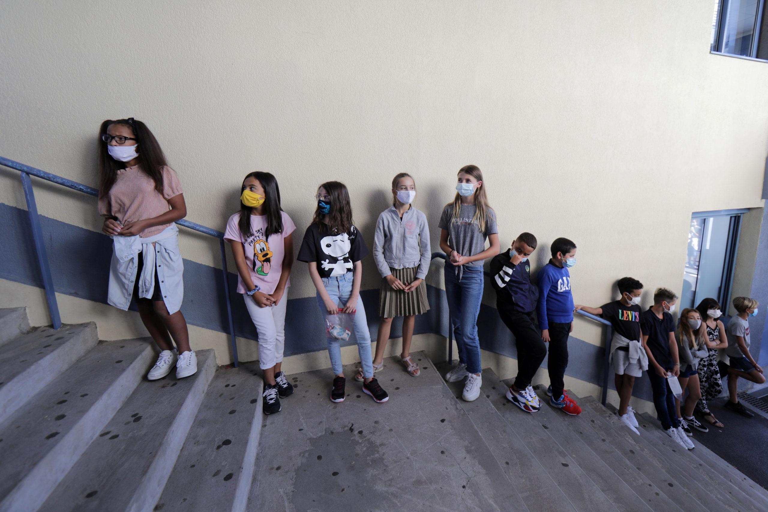 France: Les salariés contraints de garder leurs enfants seront indemnisés