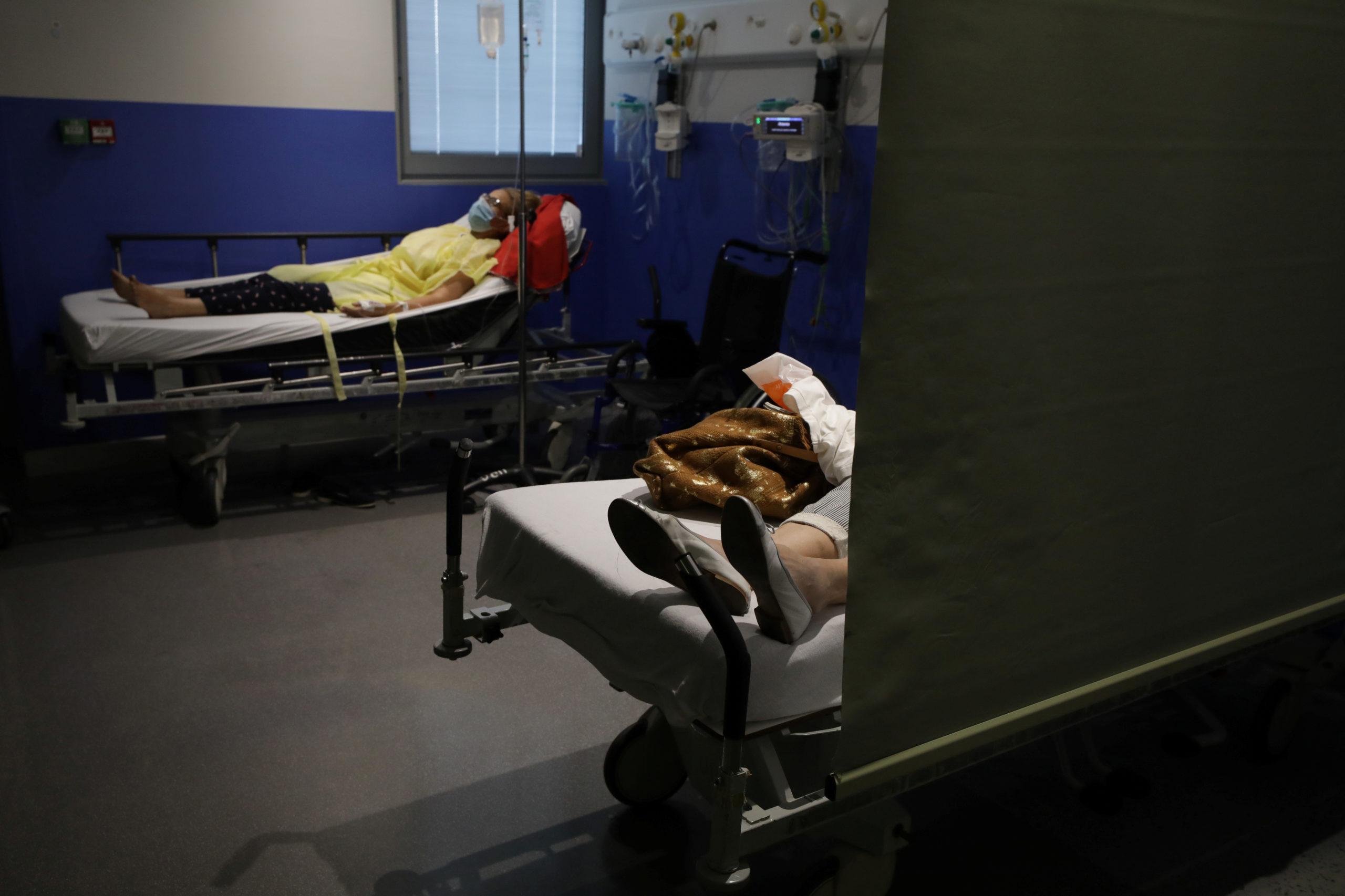 France: Près de 9.500 nouveaux cas de Covid-19 en 24 heures