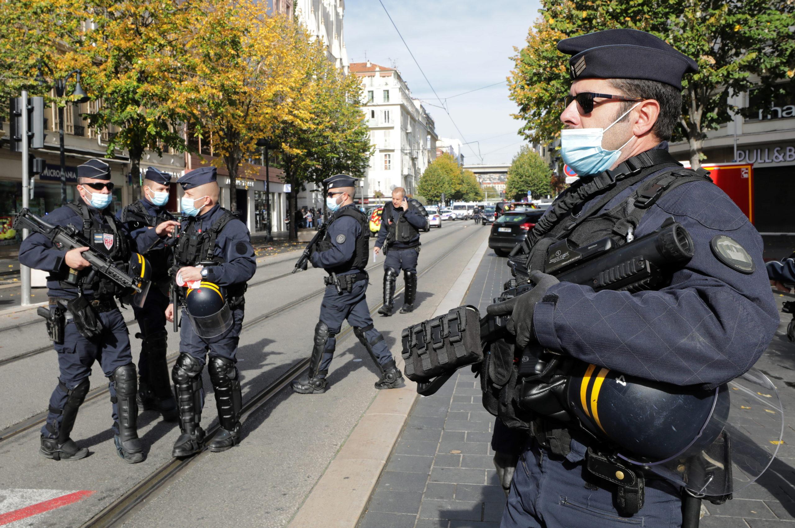 France: Trois morts dans une attaque à l'arme blanche à Nice