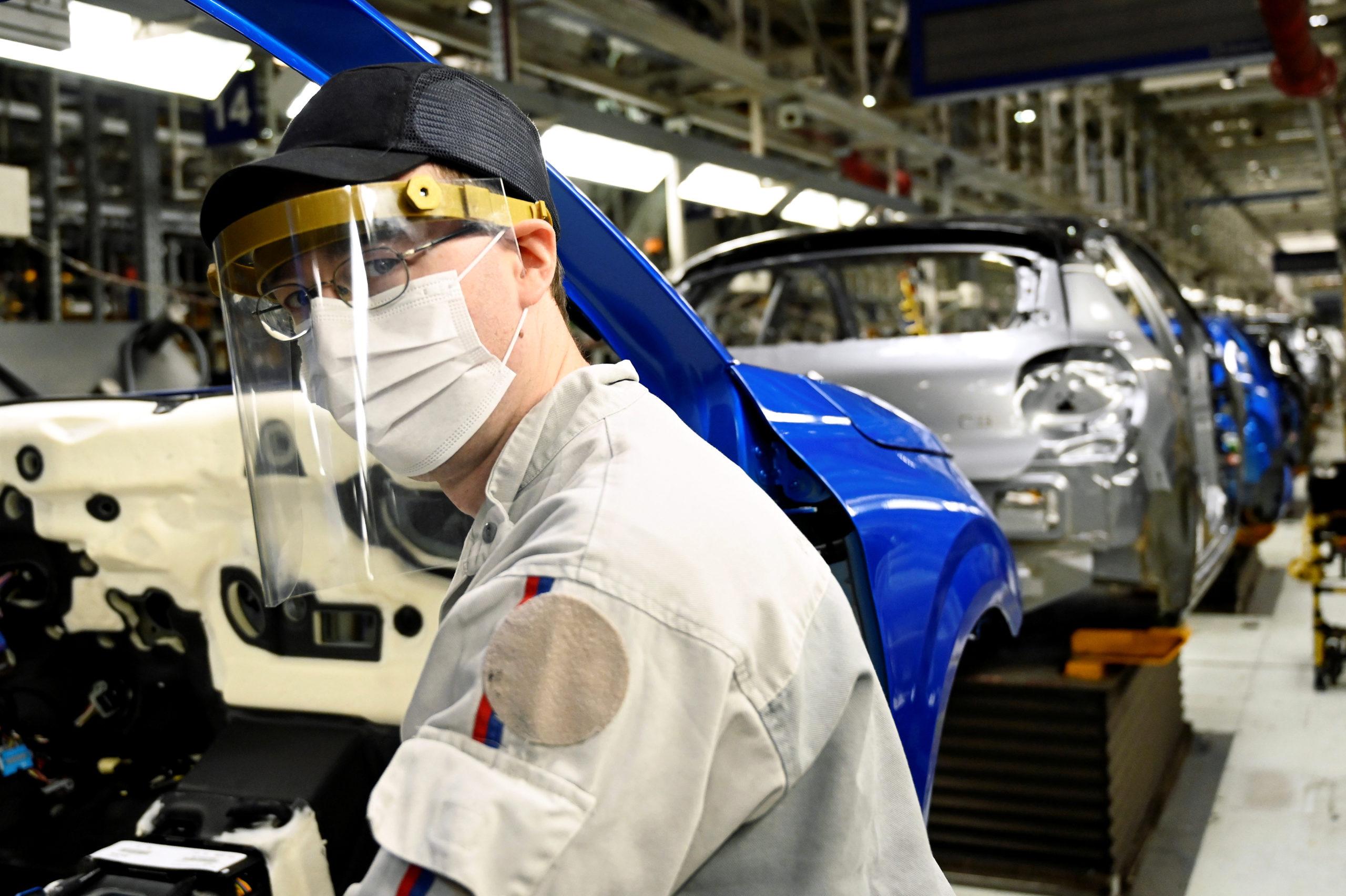 France/Auto: La bascule des métiers vers l'électrique se confirme