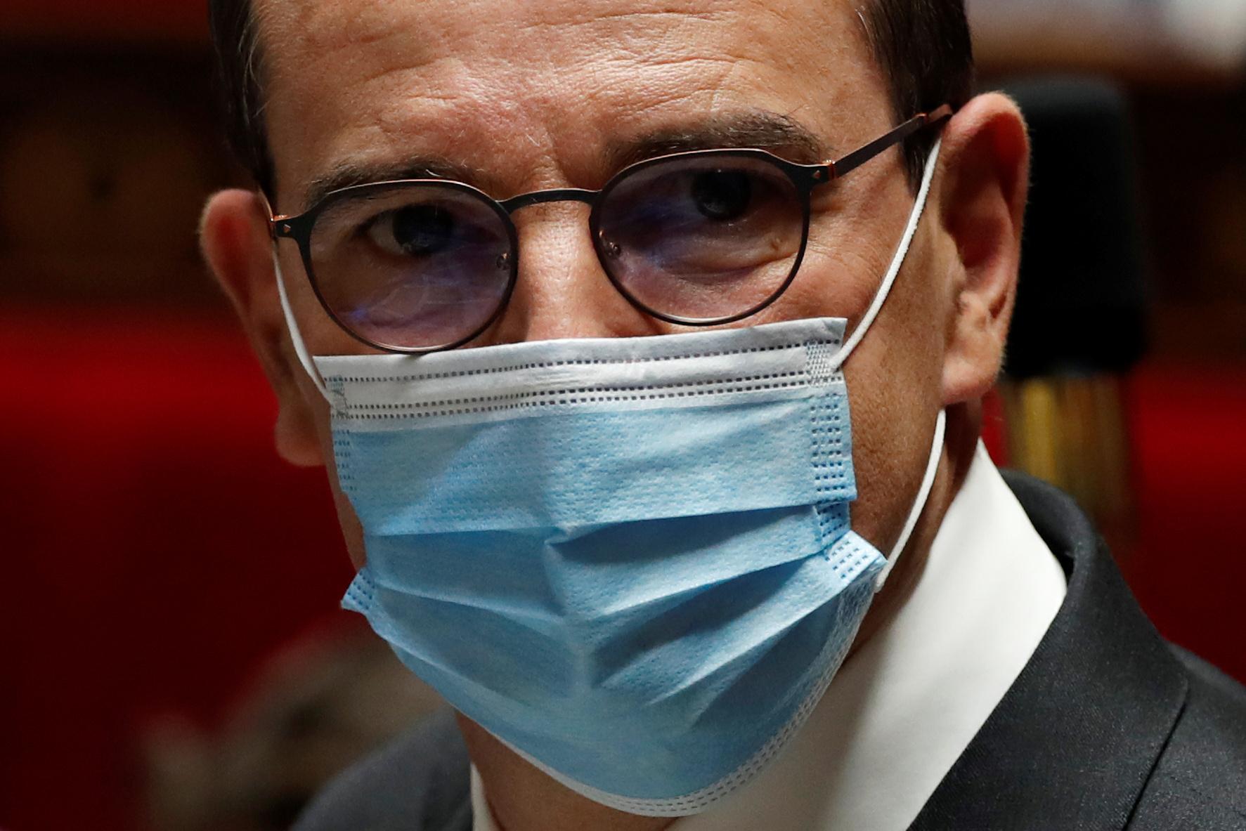 France/Coronavirus: Castex s'entretient avec les maires des grandes villes