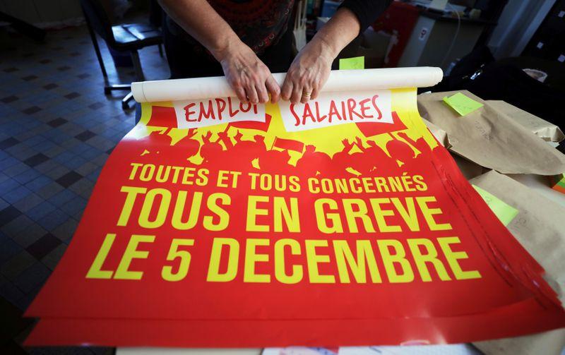 France/Grève : Aucune amélioration significative attendue pour vendredi