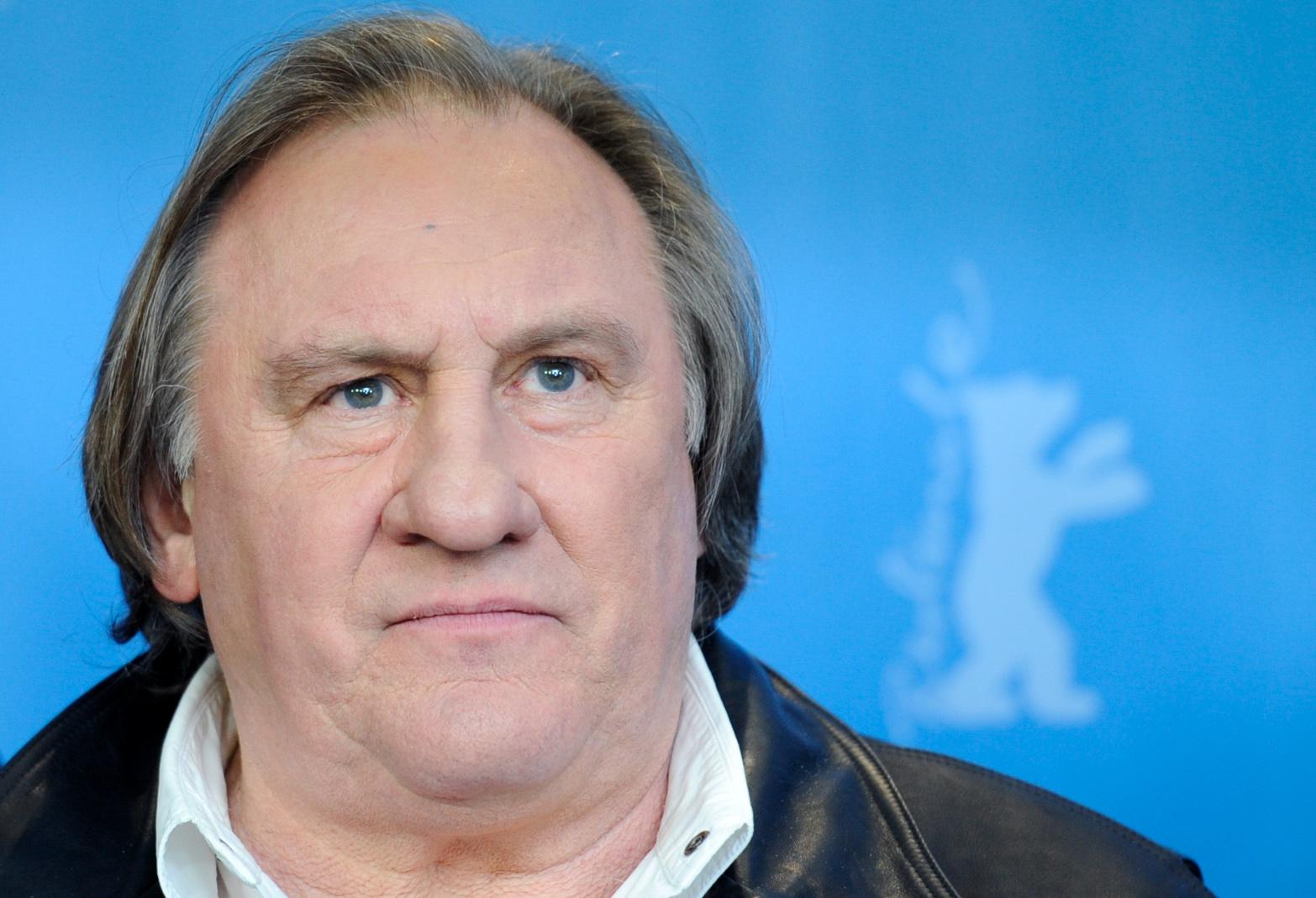 Gérard Depardieu mis en examen en décembre pour viols