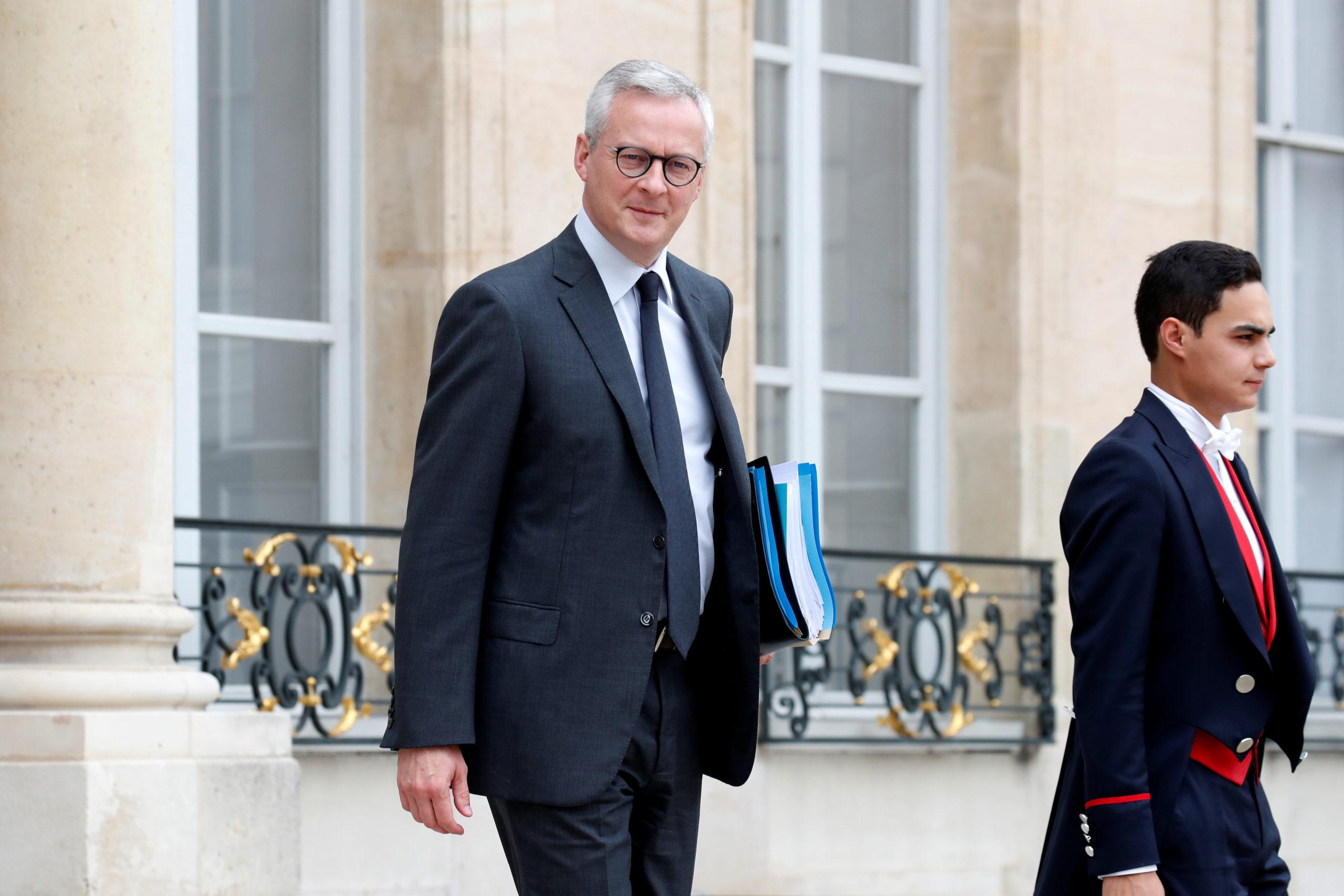"""Il est """"probable"""" que la privatisation d'ADP ne soit pas avant 2022, déclare Le Maire"""