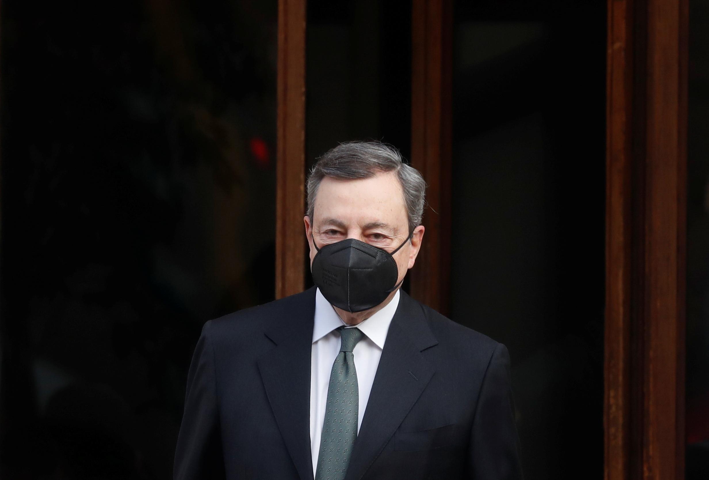 Italie: Draghi présente son programme au Sénat avant un vote de confiance