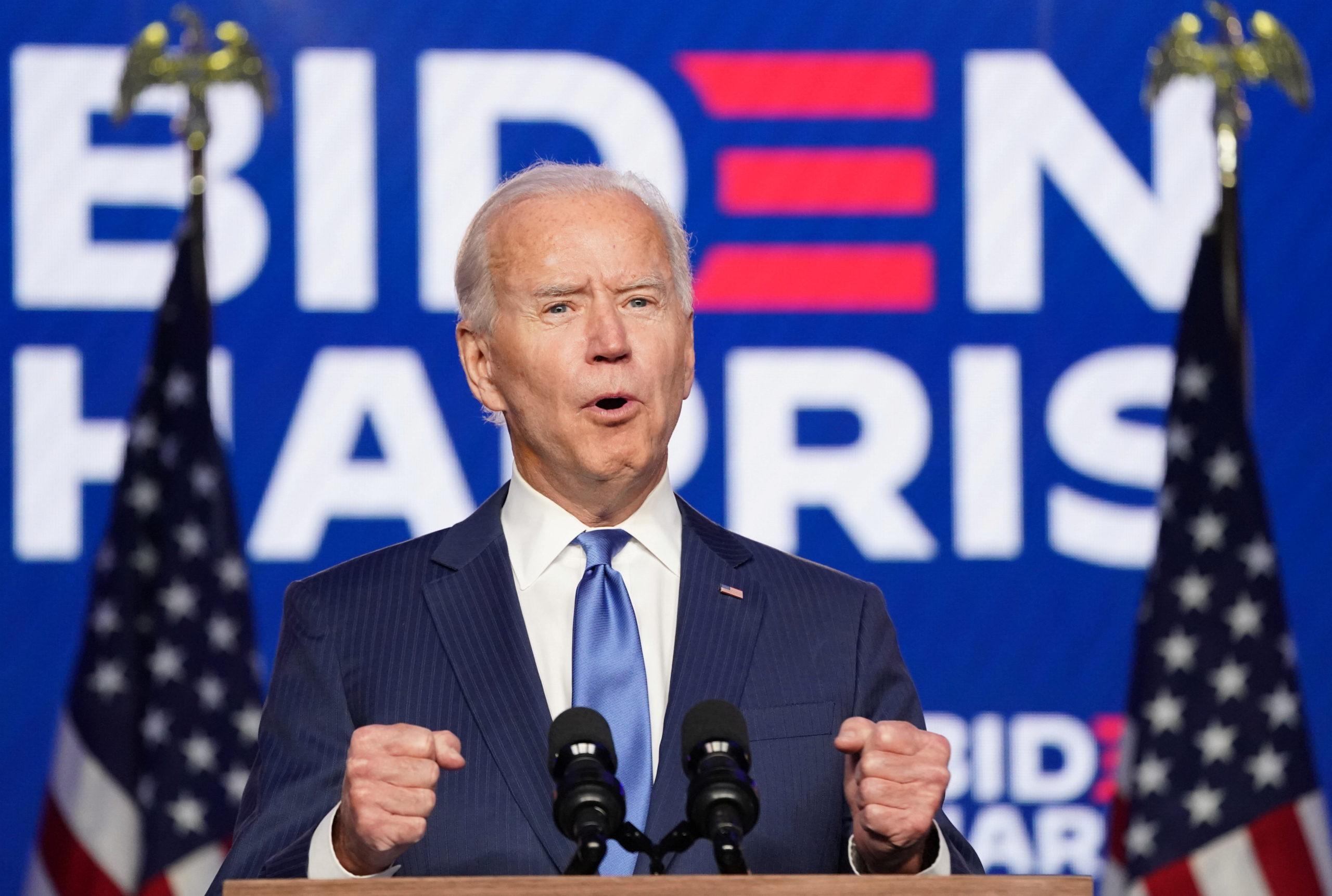 Joe Biden élu président des Etats-Unis, annoncent les médias US