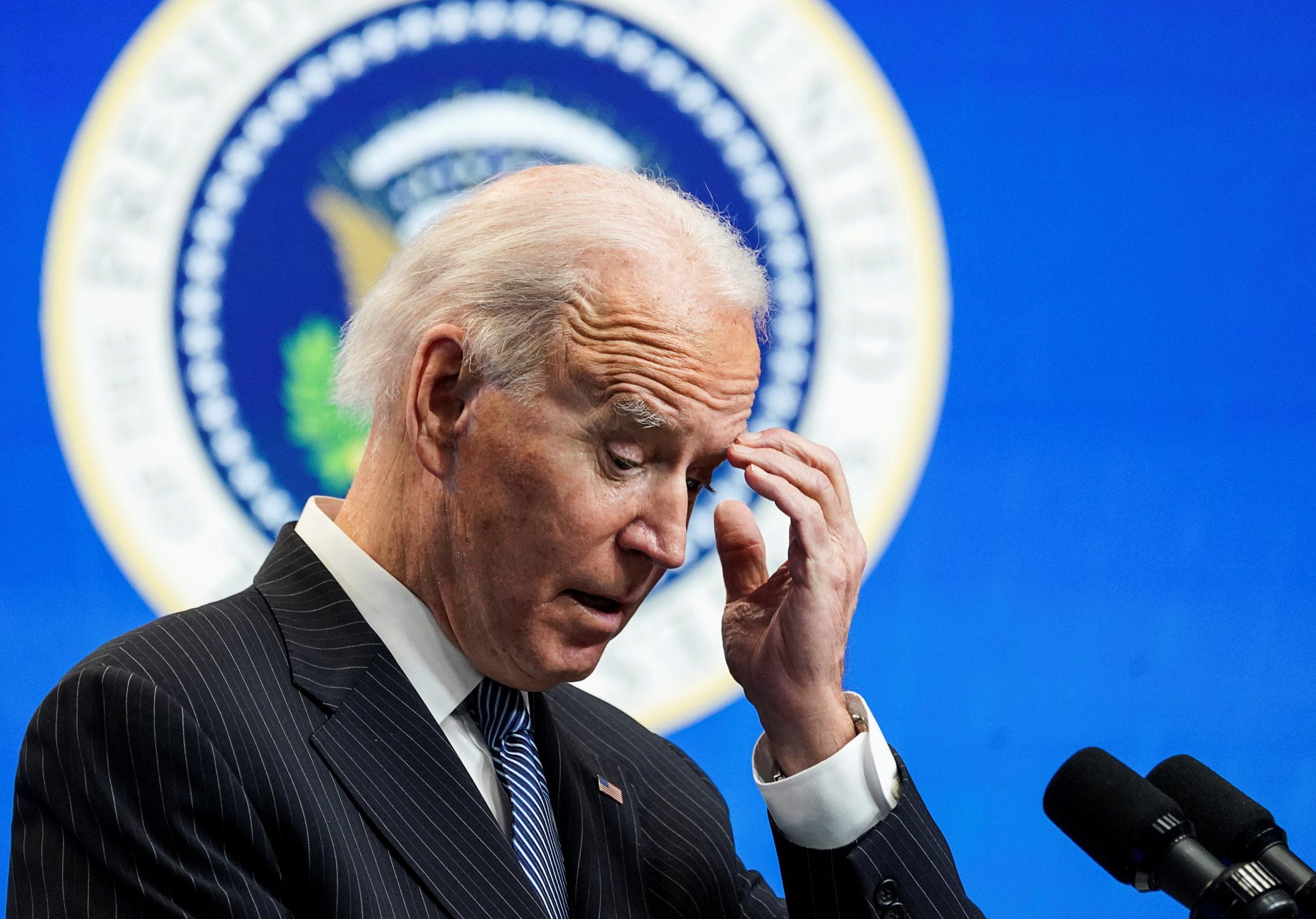 Joe Biden ordonne des frappes ciblées dans l'est de la Syrie