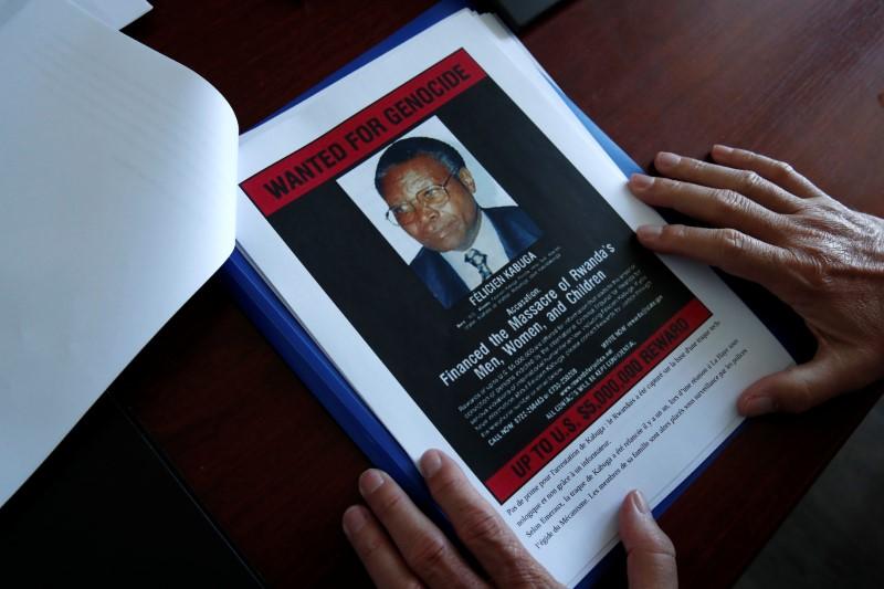 La justice française confirme le transfert du Rwandais Félicien Kabuga à un tribunal de l'Onu