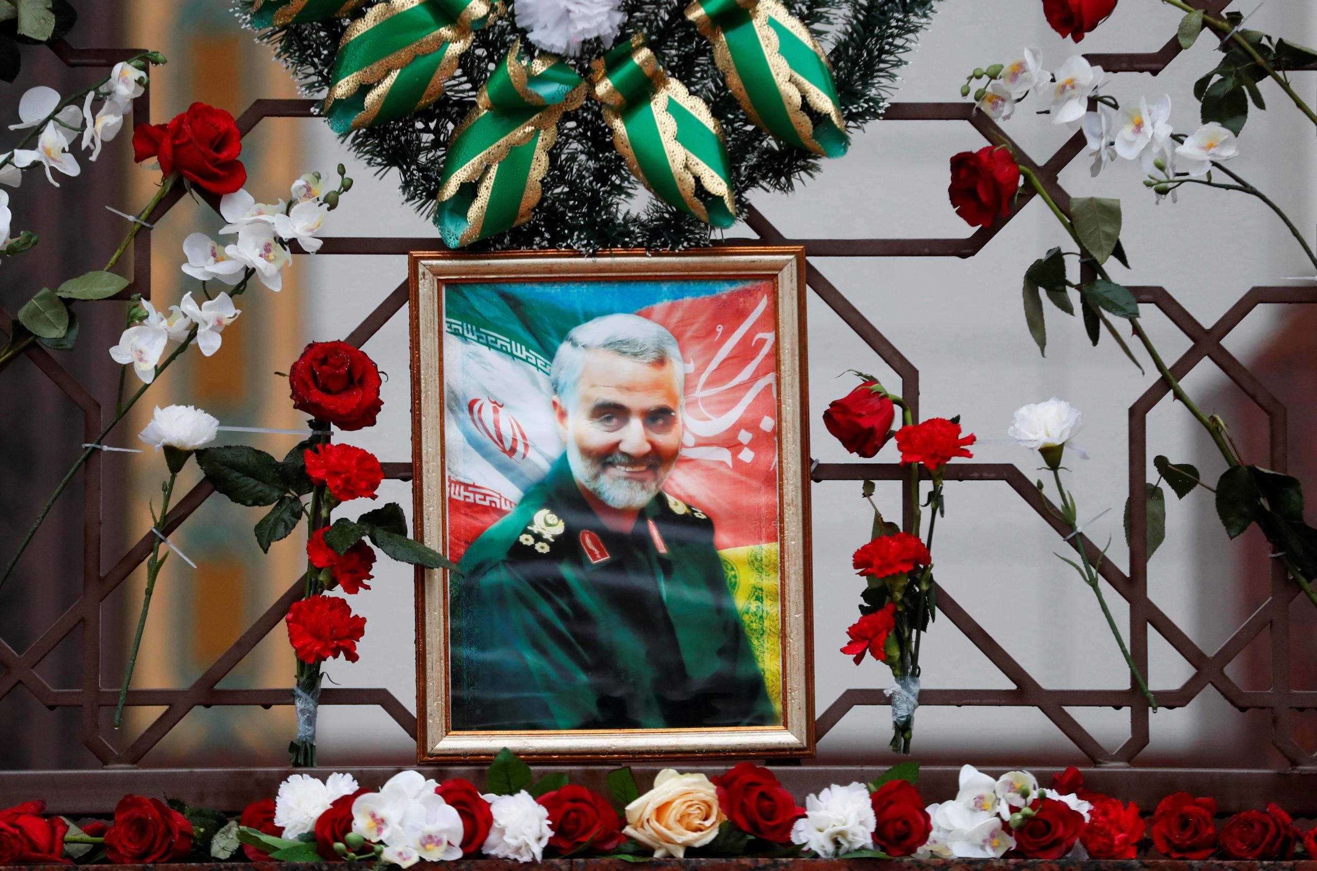 """L'assassinat de Qassem Soleimani par les USA """"illégal"""", dit une rapporteure de l'Onu"""